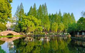 2021寧波秋季有哪些值得一去的公園